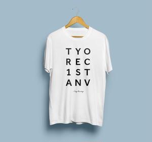 """""""1st Anniversary"""" T shirt"""