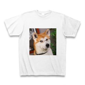 秋田犬はやちゃん オリジナルTシャツ②