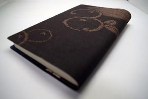 文庫本用ブックカバー(厚さ調整無しタイプ)br017