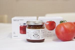 (箱なし)鳥越農園の有機完熟トマトジャム 1本
