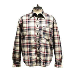 【SALE】MR.COMPLETELY Check Shirt