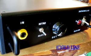 LADI A級ラインアンプ・ダイレクトボックス ◆1台限定特別価格