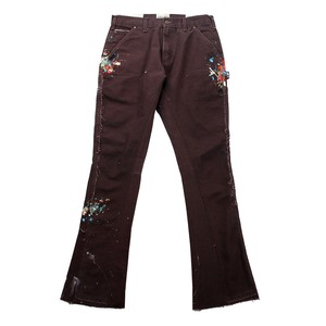 GALLERY DEPT Carpenter Flare Brown SIZE:29