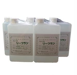 植物活性剤 「リーフラン」 国産 天然腐植資材 1L×5