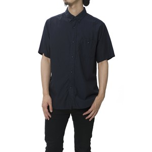 BROAD SHORT SLEEVE SHIRT - NAVY