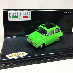 Fiat 500F Type 1/43 【VITESSE】【1個のみ】【税込価格】