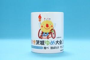茨城ゆめ大会 マグカップ(ゆめ大会デザイン)
