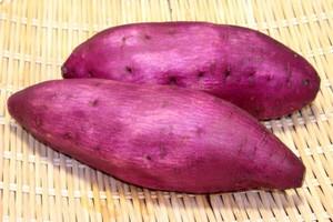 サツマイモ(無農薬,無化学肥料)