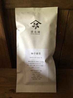 柚子緑茶 80g