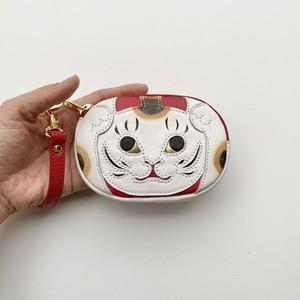 【4月下旬のお届け】よくばり招き猫のマメポ
