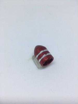 Aluminum Valve Stripe Red