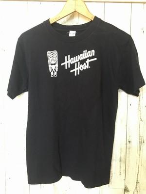 HAWAII HOST ハワイアンホースト Tシャツ ネイビー マカダミアナッツ