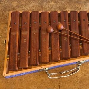 カバン型かりん木琴