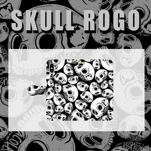 skull rogo case 手帳型
