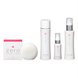 zero+PL essenceスキンケア4点セット