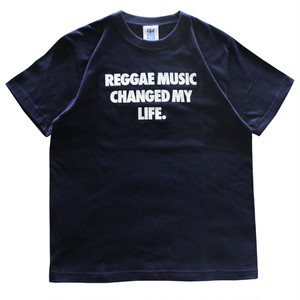 CHANGED MY LIFE LOGO Tee / LIFEdsgn