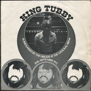 【USED/LP】King Tubby - Surrounded By The Dreads At The National Arena