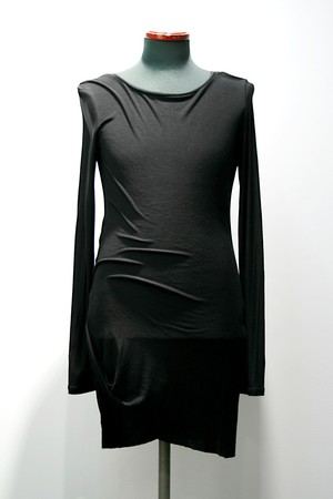 【First Aid to the Injured】Flexor Blouse (BLK)
