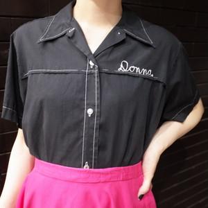 70's Hilton bowling shirts 70年代ヒルトン ボーリングシャツ