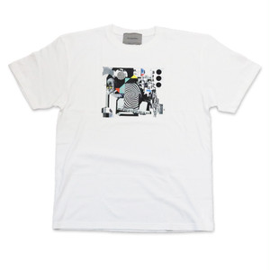 Influence  COLLAGE ART Tシャツ 【INSP-52604】