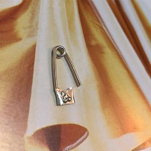 cherry pin earring  SILVER925 16G #LJ18055P