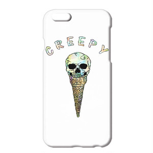 送料無料 [iPhoneケース] Creepy ice cream