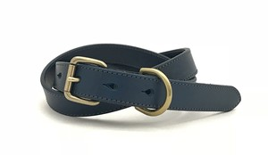 RE.ACT Buttero Narrow Belt  Blue