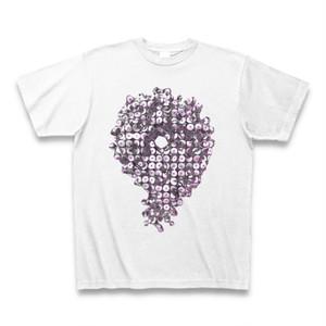 9liquid Tシャツ(ホワイト)