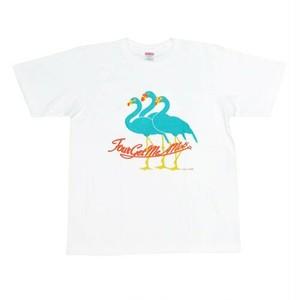 """""""Fogemingo"""" T-shirt White"""