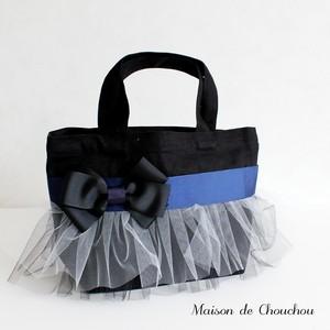 フリリーチュールバッグS ブラック