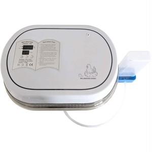 小型自動孵卵器 自動回転機能付き(転卵機能付き)・給水機能付き孵卵器 インキュベーター 日本語説明書