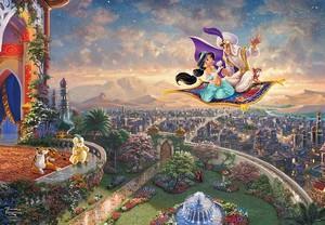 【ジグソーパズル】Aladdin (アラジン)