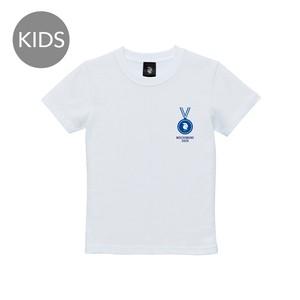 ピクトグラムT 半袖 白 KIDS