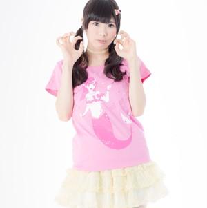 みらいTシャツピンク【SALE!】