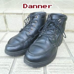 ダナーDanner/アーゲイ/ARGAY/レザー/トレッキングブーツ/黒/26/US6ハーフ/EUR39/UK6/D121000/