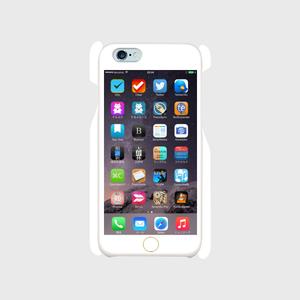 どっちが表かわからないiPhone6/6S用スマホケース