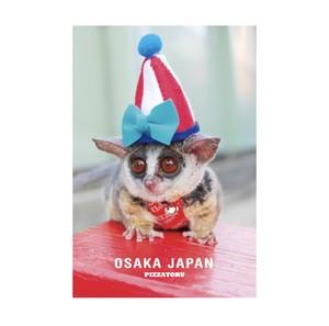 PIZZATORU /ポストカード [OSAKA JAPAN]