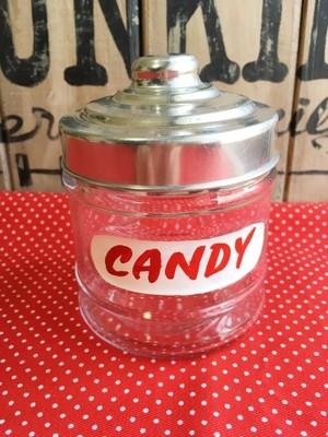 手描きキャンディジャー★ Candy Jar ★