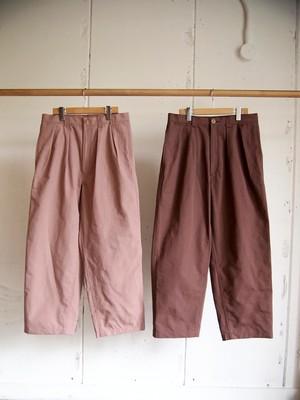 NOROLL, THICKWALK PANTS