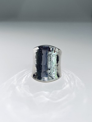 ring silver925 14号