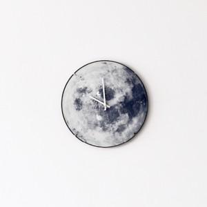 dream moon wall clock / ムーン ウォールクロック 夜光 月 壁掛け時計 韓国
