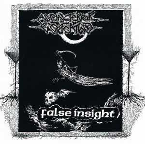 ASOCIAL TERROR FEBRICATION / FALSE INSIGHT split EP