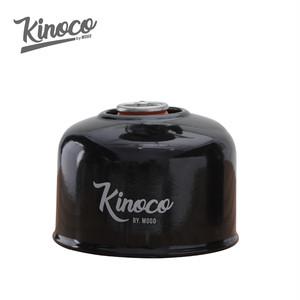 【KINOCO OUTDOOR】OD缶 ガスカートリッジカバー エナメル レトロ【230g用】