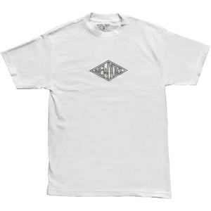 HOTEL BLUE DIAMOND S/S TEE WHITE