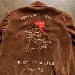 70's souvenir jacket スーベニアジャケット ベロア 別珍