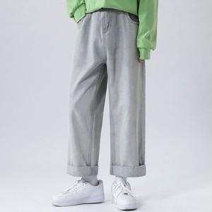 Casual loose straight pants LD0178