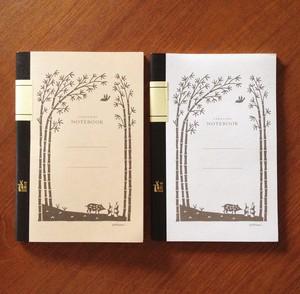 竹紙100ノート ウリ坊