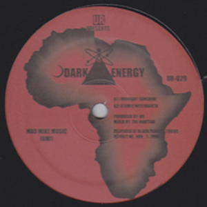 UR - Dark Energy (12inch)