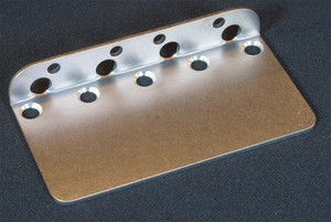 Bass Titanium Bridge Plate 60~