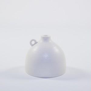 asanomi 花器2000 白【陶器 一輪挿し】 20210319-03